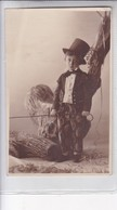 NIÑO GARÇON BOY DISFRAZ DISGUISE MAGICIAN CIRCA 1900's-. BLEUP - Fotografie