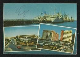 Saudi Arabia Picture Postcard 3 Scene Jeddah  View Card - Saudi Arabia