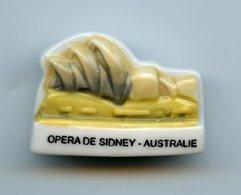 FEVE - FEVES -  OPERA DE SIDNEY - AUSTRALIE - SERIE ? - Countries