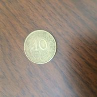 STUPENDA MONETA 10 CENT.  FRANCO - Coins & Banknotes