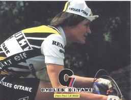 Cyclisme, Jean-Paul Le Bris - Cyclisme