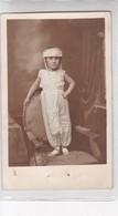 FILLE GIRL NIÑA DISFRAZ DISGUISE ARABIAN CIRCA 1900's-. BLEUP - Fotografie