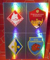 CALCIATORI 2011-2012 N. 668 PIACENZA - SIRACUSA  NEW NUOVA CON VELINA - Edizione Italiana