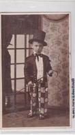 NIÑO BOY GARÇON DISFRAZ DISGUISE MAGO MAGICIAN CIRCA 1900's-. BLEUP - Fotografie