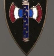 --Francisque -véritable Insigne  De L'epoque - Insigne & Ordelinten