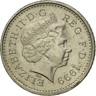 Monnaie, Grande-Bretagne, Elizabeth II, 5 Pence, 1999, TTB, Copper-nickel - 1971-… : Monnaies Décimales