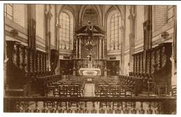 Abbaye De Flône, Lez-Amay - Dames De L'Instruction Chrétienne - Choeur De L'Eglise - 2 Scans - Amay