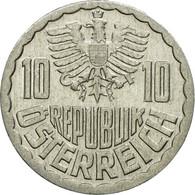 Monnaie, Autriche, 10 Groschen, 1984, Vienna, TTB, Aluminium, KM:2878 - Autriche