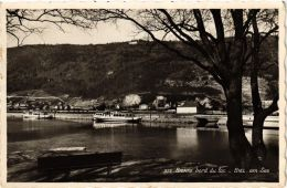 CPA BIEL BIENNE Bord Du Lac Am See SWITZERLAND (704541) - BE Berne