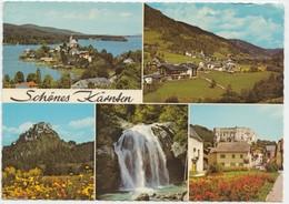 Schones Karnten, Austria, Used Postcard [21852] - Austria