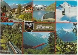 Kaprun, Land Salzburg, Austria, Used Postcard [21853] - Kaprun