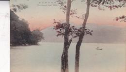 THE CHUZENJI LAKE. NIKKO, CIRCA 1960's-. BLEUP - Japan