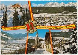 SKI-ZENTRUM DACHSTEIN-TAUERNGEBIET, Austria, Used Postcard [21854] - Other