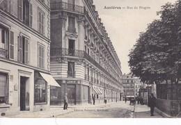 Postcard Asnieres Rue Du Progres PU 1906 My Ref  B12532 - Asnieres Sur Seine