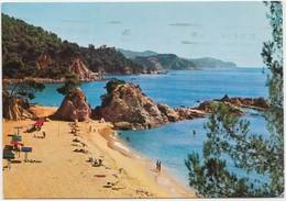 COSTA BRAVA, Playa Sta. Cristina, Spain, Used Postcard [21855] - Gerona