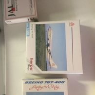 HERPA 1:500 BOEING 747 CARGOLUX - Airplanes & Helicopters