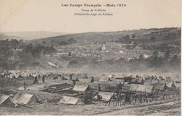 57 - METZ - CAMP DE VALLIERES EN 1870 - Metz