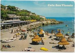Cala San Vicente, Spain, Used Postcard [21857] - Mallorca