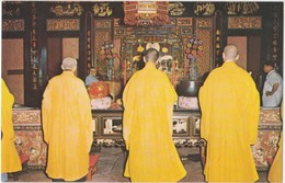 CHENG HOON TENG TEMPLE, Malacca, Malaysia, Unused Postcard [21859] - Malaysia