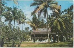 MALAY KAMPONG, Malacca, Malaysia, Unused Postcard [21860] - Malaysia