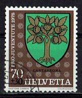 Schweiz 1978 // Mi. 1144 O (028..020) - Used Stamps
