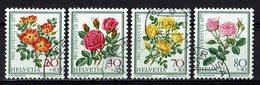 Schweiz 1977 // Mi. 1112/1115 O (028..021) - Switzerland