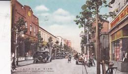 BENTEN STREET IS AN INTERNATIONAL STREET, CIRCA 1940's-. BLEUP - Yokohama
