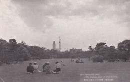 THE YAMASHITA PARK. YOKOHAMA, CIRCA 1940's-. BLEUP - Yokohama