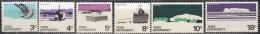 Ross Depency 1972 Michel 9 - 14 Neuf ** Cote (2005) 10.70 Euro Paysages - Dépendance De Ross (Nouvelle Zélande)