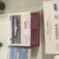 HERPA 1:500 AIRBUS EUROWINGS - Airplanes & Helicopters