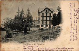 CPA BALLAIGUES La Sapiniere SWITZERLAND (704715) - VD Waadt