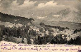 CPA VILLARS Sur OLLON SWITZERLAND (704742) - VD Waadt
