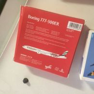 HERPA 1:500 BOEING 777 EMIRATES SOCCER CLUB - Airplanes & Helicopters