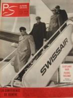 LA PATRIE SUISSE No 18 Du 01.05.1954 - Testi Generali