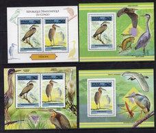 Congo - Birds/Wild Fauna/Nature - MNH** - 2209/10KBI/IIA+B1.551/52A - Del.1 - Birds