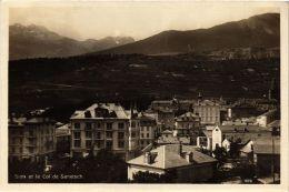 CPA SION Et Le Col De Sanetsch SWITZERLAND (704862) - VS Valais