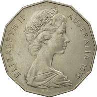 Monnaie, Australie, Elizabeth II, 50 Cents, 1979, TTB, Copper-nickel, KM:68 - Monnaie Décimale (1966-...)