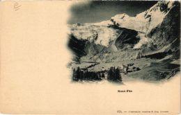 CPA SAAS-FEE SWITZERLAND (704893) - VS Valais
