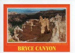 Etats Unis: Bryce Canyon National Park, Vista From Sunrise Point (18-2794) - Bryce Canyon