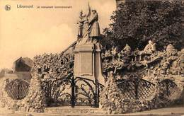 Libramont - Le Monument Commémoratif (Edit. F Pinson-Williot) - Libramont-Chevigny