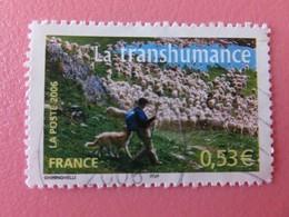 Timbre France YT 3890 - Portraits De Région - La France à Vivre - La Transhumance - 2006 - Used Stamps
