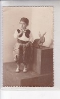 NIÑO BOY GARÇON DISFRAZ DISGUISE ARABIAN CIRCA 1900's-. BLEUP - Fotografie