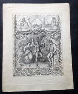 Gravure Ancienne,1842, LES BEAUX ARTS - Stampe & Incisioni