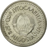 Monnaie, Yougoslavie, 50 Dinara, 1988, TTB, Copper-Nickel-Zinc, KM:113 - Yugoslavia