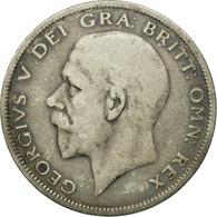 Monnaie, Grande-Bretagne, George V, 1/2 Crown, 1929, TB+, Argent, KM:835 - 1902-1971 : Monnaies Post-Victoriennes