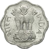 Monnaie, INDIA-REPUBLIC, 2 Paise, 1975, TTB, Aluminium, KM:13.6 - Inde