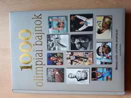 1000 OLIMPIAI BAJNOK - Libros
