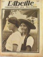 L'ABEILLE No 29 Du 18.05.1929 - Testi Generali