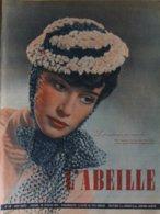 L'ABEILLE No 17 Du 25.02.1939 - Informations Générales