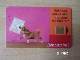 SNCF Service Billet à Domicile 50U SO6 - Trains